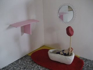 Make A Fold Away Doll Rooms