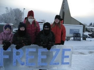 Winter Activities in Anchorage
