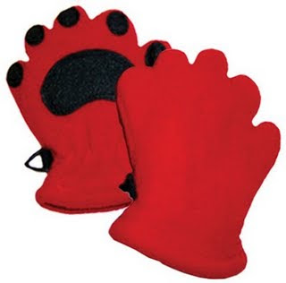 Bear Hands Mittens