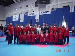 Cto. Europa Cadete 2007