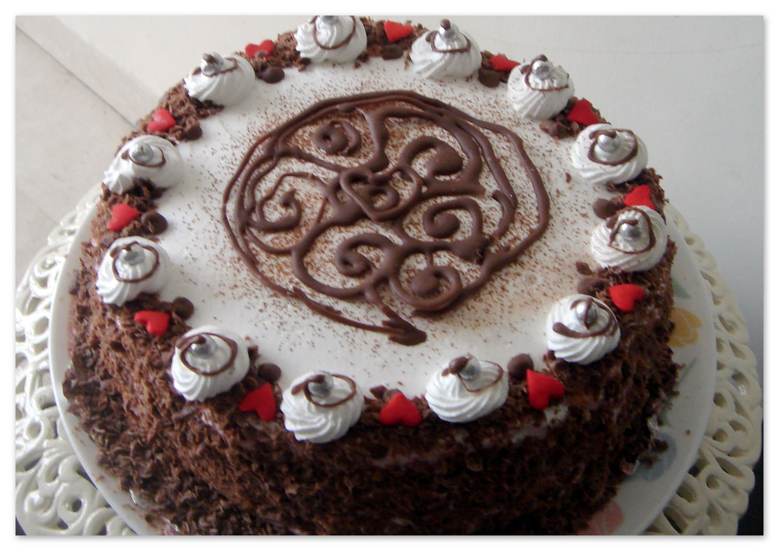 Cake Images Ruchi : Ruchi s (NOT) Simply Food: Happy Birthday!!!!