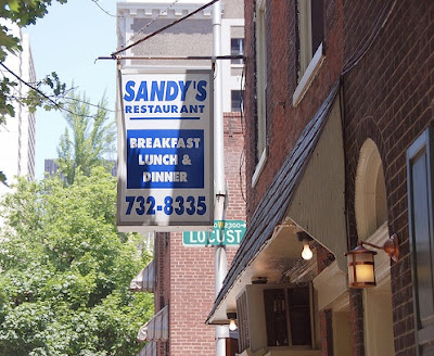 Sandy's Lunch in Philadelphia
