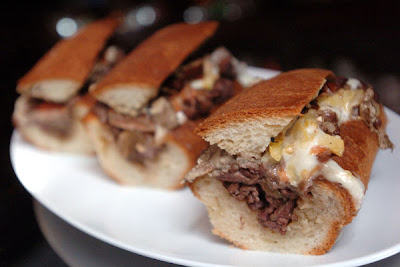 the $100 cheesesteak at barclay prime in philadelphia