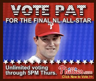 vote for pat burrell