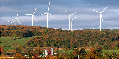 wind power powers the philadelphia eagles