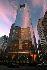 comcast center philadelphia by b. maule