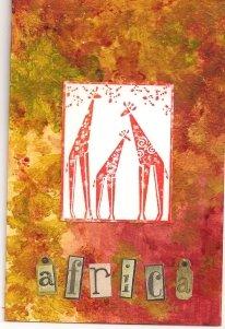 Africa's Giraffes