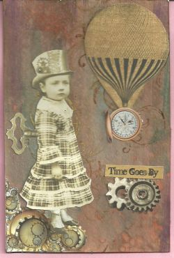 Inka&#39;s Steampunk Images