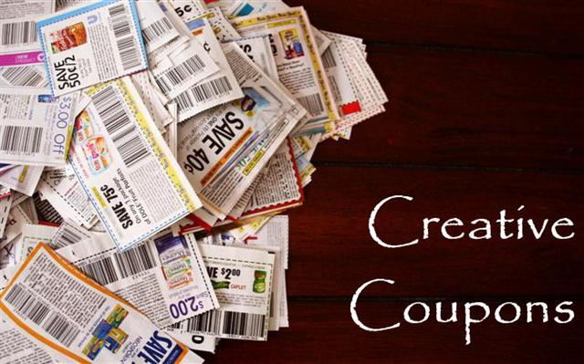 Creative Coupons