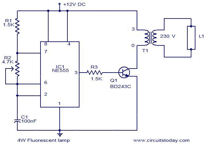 Colorful Lamp Symbol Circuit Adornment - Schematic Diagram Series ...