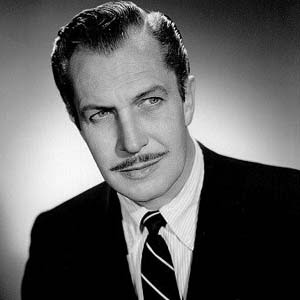 Vincent Price Inducted to the Halloween Hall of Fame