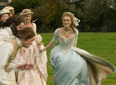The Duchess Period Costumes