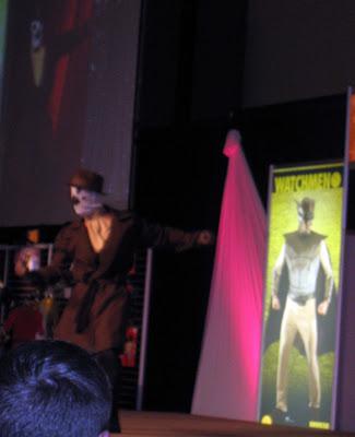 The Watchmen Rorschach Halloween Costume