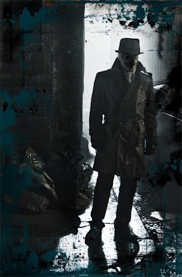 Rorschach Costume for Halloween