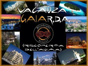 VACANZA GAIA:R.D.A. di Blindsight Project