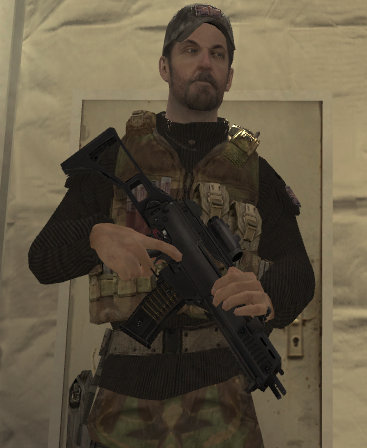 Resumen e historia de Call of Duty 4: Modern Warfare / Biografia de personajes / Misiones / Lugares Gaz