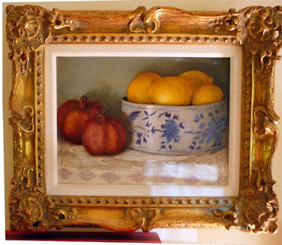 Riley, Still Life with Lemons