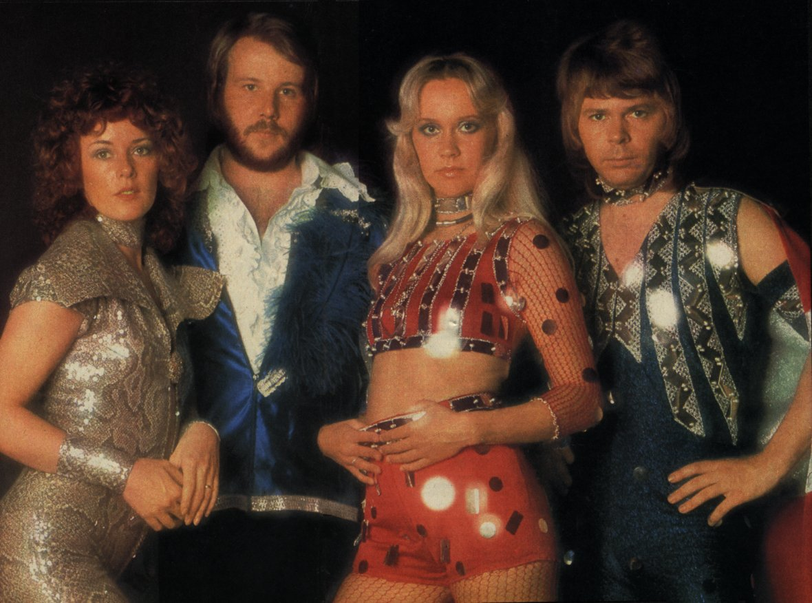 Thank You For The Music, ABBA: July 2010
