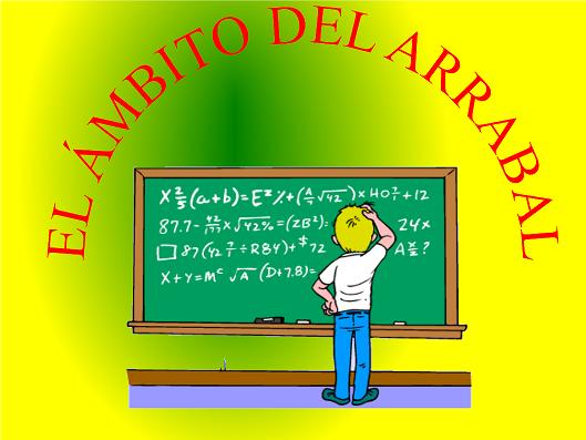 El ámbito del Arrabal