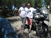 Neil and Dave Camping in Viedma