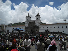 Plaza San Francisco, Old Town Quito