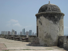 Defensive Walls, with Boca Grande in the Background