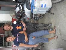 Maria the Biker, Guatamala