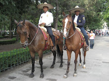 Mexican Mounties, Alameda