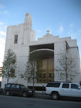 Funky Art Deco Cathedral