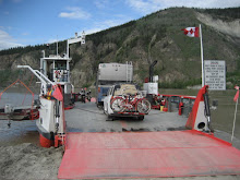 Ferry Across the Yukon