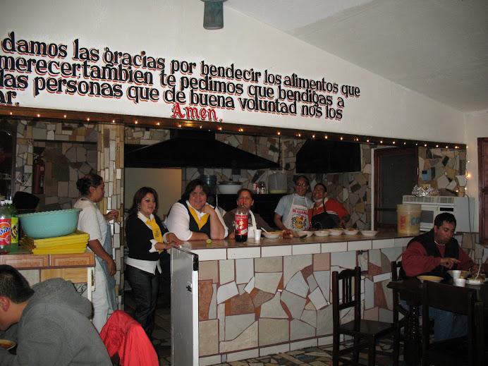 Navidad en CRREAD Guerrero Negro