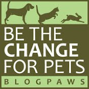 Blog Paws: Be the Change