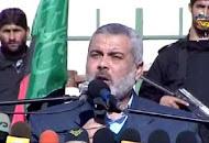 """حماس"""" تبدأ احتفالها بذكراها الـ""""22"""" من أمام بيت """"ياسين"""""""