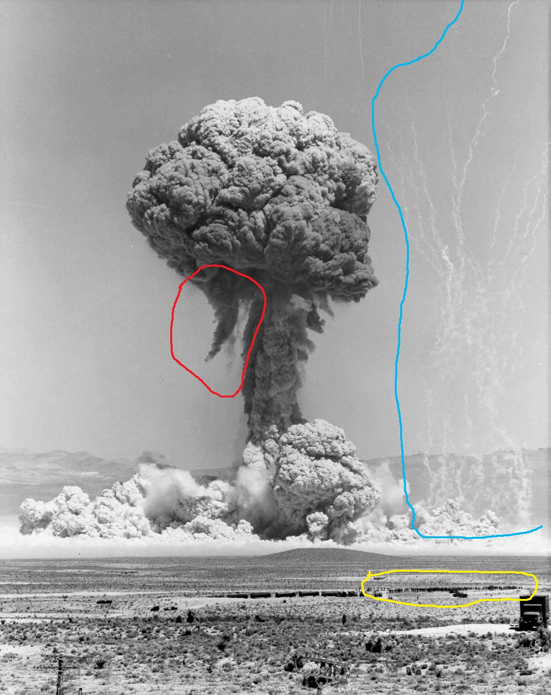 atomic bombs should not be used to solve conflicts