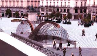 Nueva Estación de Metro Puerta del Sol