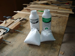Produtos químicos aplicados na preservação