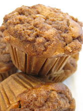 Golden West Organic apple muffins