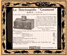 """Le STÉRÉOSPIDO """"GAUMONT"""""""