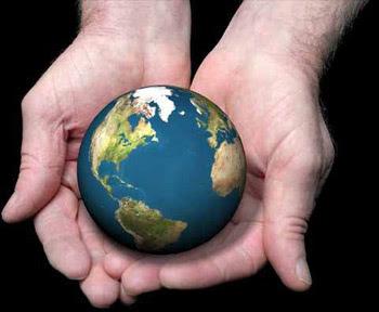 Cuidemos la tierra.