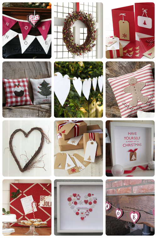 you can actually start right know because today i have 12 different ideas on christmas decoration and gifts that you can make yourself - Christmas Decoration Gift Ideas