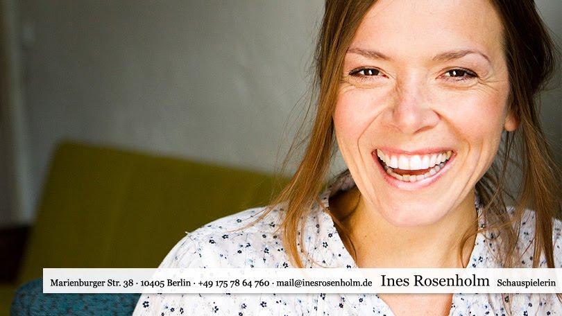 Ines Rosenholm