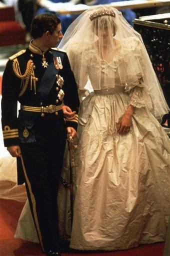 prince charles and princess diana wedding cake. Prince Charles and Princess