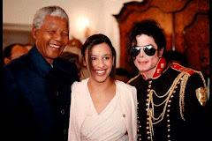 South Africa's precious Madiba - Nelson Mandela & Michael Jackson