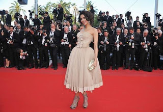 Mallika Sherawat At Cannes Film Festival