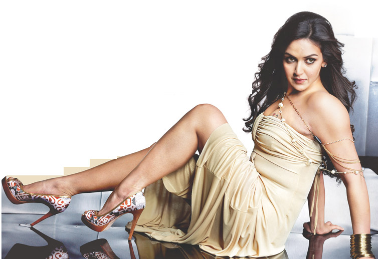 Bollywood Actress, Esha Deol, Tattoo's Wallpapers