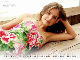 Kate Noelle New Year Calendar 2011,  Hollywood Actress Kate Noelle Wallpapers, 2011 Kate Noelle Photo
