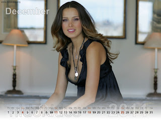 Petra Nemcova Hot Exposing Photos For 2011 Calender