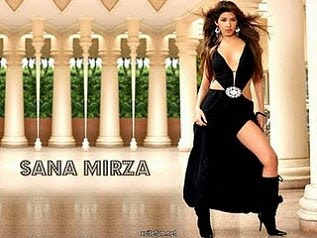 Hot Sana Mirza Photos, Bollywood Babe Sana Mirza Wallpapers