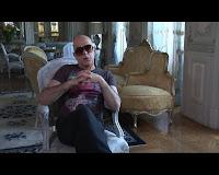 Foto de Pedro Abrunhosa em entrevista ao Consigo