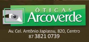 Óticas Arcoverde